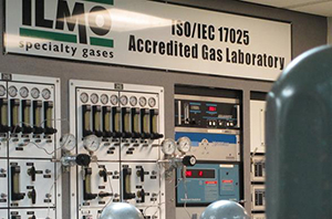 ILMO Specialty Gas